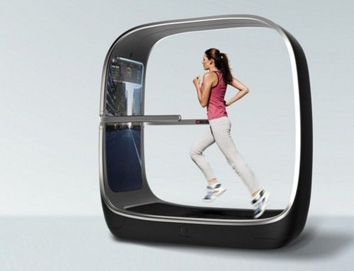 future, treadmill, future concept, futuristi concept, future technology, latest technology, Il-Seop Yoon, Voyager, innovations in technology, futuristic