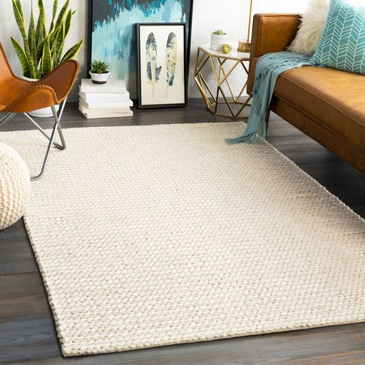 Surya S Ozark Rug Collection Is Hand Tufted In A Wool And Viscose Blend Features A Minimalistic And Luxurious Aesthetic Tha Grey Woven Rug Area Rugs Beige Rug