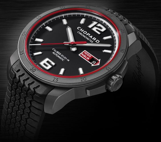 Master Horologer: Chopard Mille Miglia GTS Automatic Speed black Limited Edition