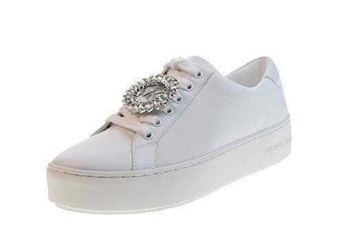 Michael Kors Chaussures pour Femmes Baskets 43S9POFS1D Poppy