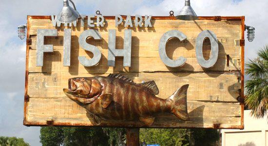 Winter park fish co 761 orange ave 407 622 6112 sun for Winter park fish company