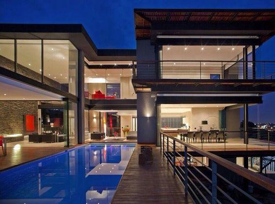 Luxurious Modern Living.