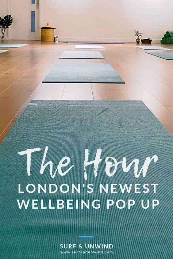 We Visited London S Brand New Wellbeing Hub For A Yoga Class And
