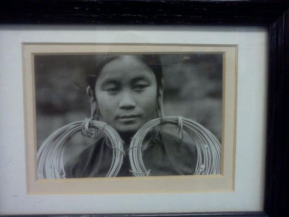 A picture from Only Precision Piercing: South China, Li Woman, Sea 1938, Island 1938, China Sea, 1938 Photo