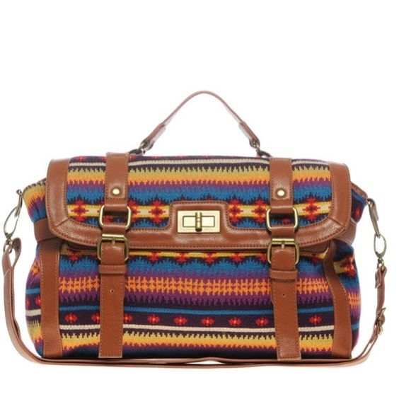Aldo Vintage Hobo Navajo Cross Body Bag Super cute colorful Aldo bag. Brand new never was used. ALDO Bags Crossbody Bags