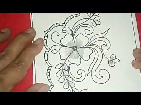 30 Gambar Batik Bunga Simple Cara Menggambar Batik Motif Bunga 46 Video Onlajn Ieso Ru Download Dasar Dasar Menggambar Motif Batik Bunga Gambar Mawar Ungu