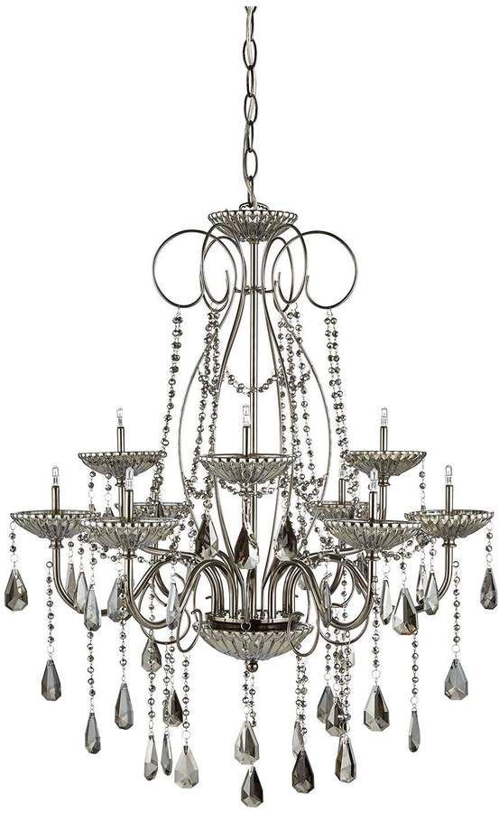 Luxe Crystal Chandelier | Hanging Lamps | Lighting | Decor