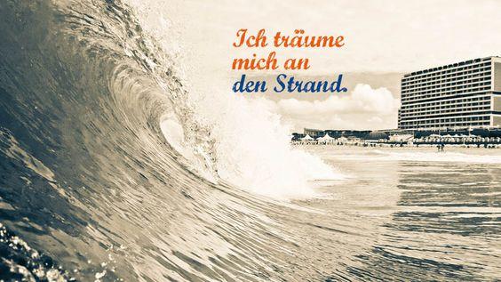 Adenauer&Co.  Ich träume mich an den #Strand