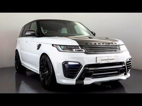 2019 Range Rover Sport Svr Overfinch Range Rover Sport Svr Tuning Youtube Range Rover Sport Range Rover Svr Range Rover
