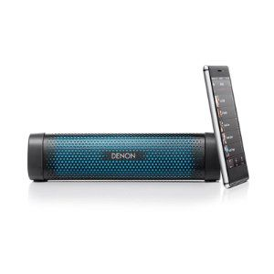 Denon DSB100BKEM Envaya Mini tragbarer Bluetooth Lautsprecher (NFC, AUX-Eingang, Mikrofon für Freisprechfunktion, Akku) schwarz: Amazon.de: Heimkino, TV & Video