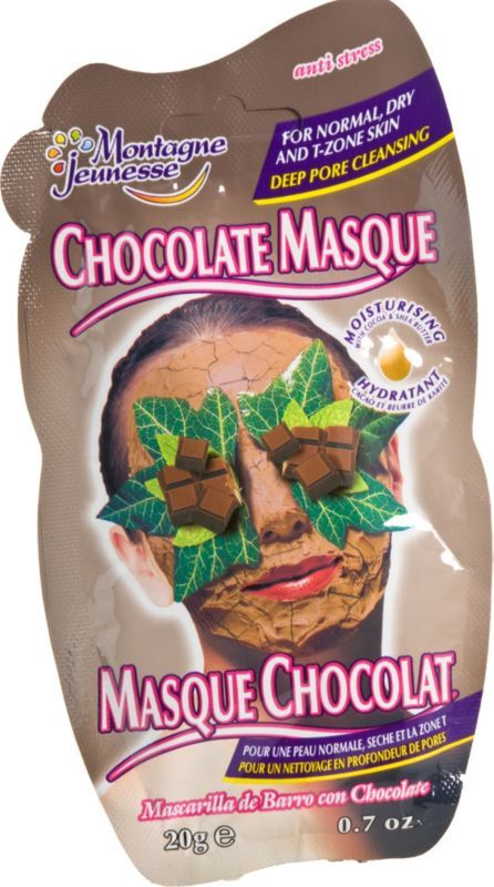 Montagne Jeunesse Chocolate Mud Masque Ulta.com - Cosmetics, Fragrance, Salon and Beauty Gifts--This is my favorite mask for de-stressing.