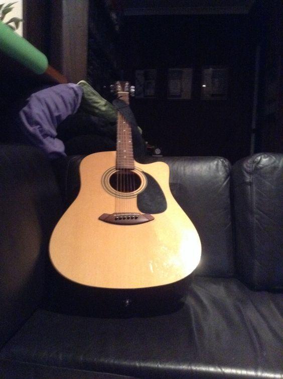 #my guitar fender