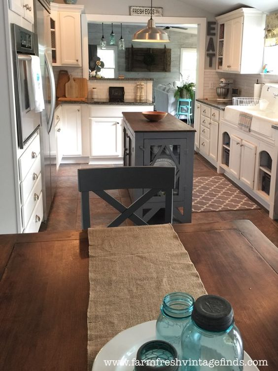 Top 10 Farmhouse Style Home Decor Tips - Farm Fresh Vintage Finds
