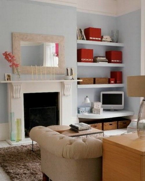 Ideas para colocar Estantes en la Pared | Decorar y Más