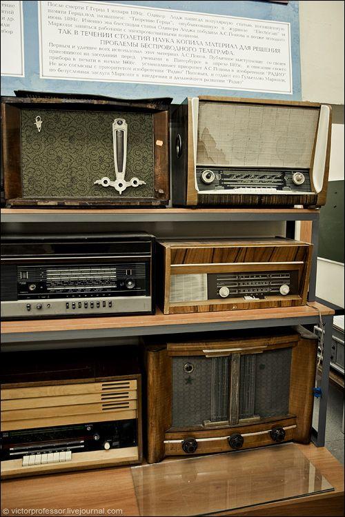 victorborisov: Музей радио и радиолюбительства. Москва