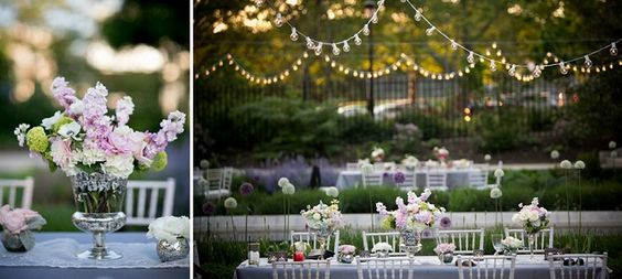 Um casamento vintage Viver de Festa!