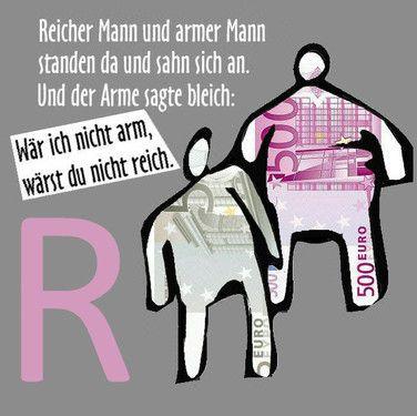 R wie Reicher Mann