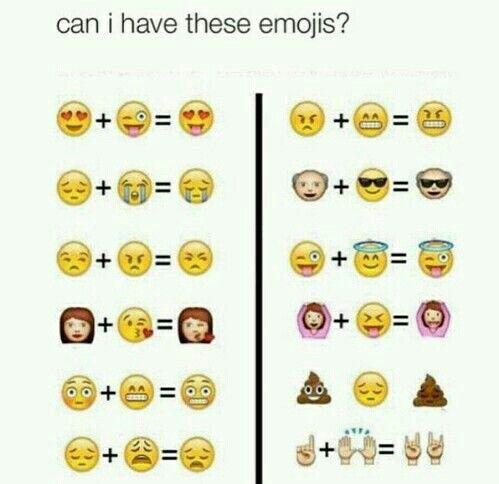 I need this emojis