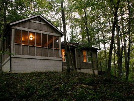 Natural bridge red river gorge and cabin rentals on pinterest for Kentucky cabins rentals