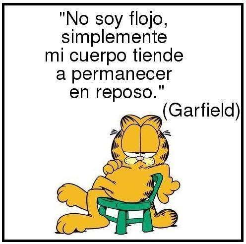 Imagenes De Garfield Con Frases Garfield Imagenes