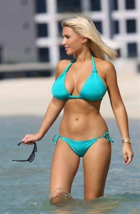 Melissa rauch bikini