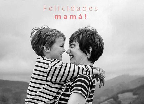 Ya está aquí nuestro día  deja que te cuiden mucho y te mimen más. Preciosa foto de @mirengarciafotografia #conmiradaymama #conmiradademadre seleccionada por @evixdealba