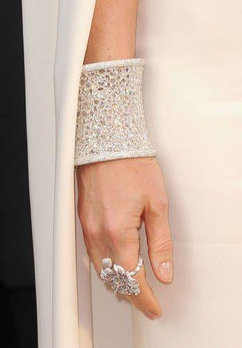 Gwyneth Paltrow's Filigree Bracelet