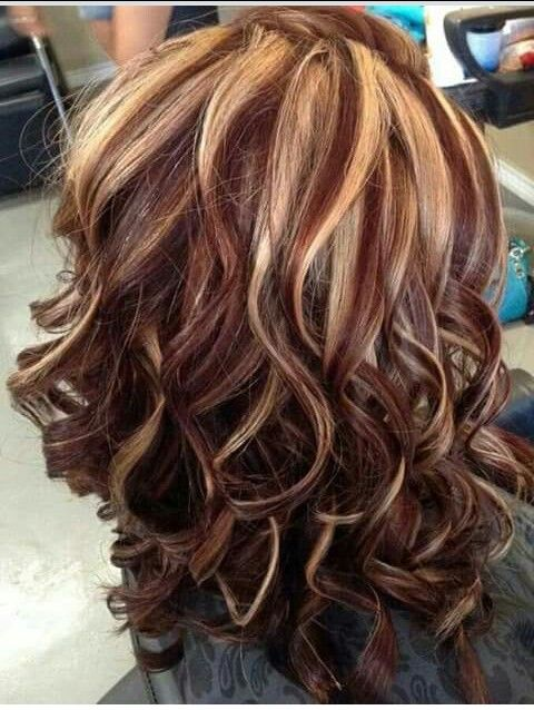 Love the colors & the curls | HAIR | Pinterest | Bobs, My ...