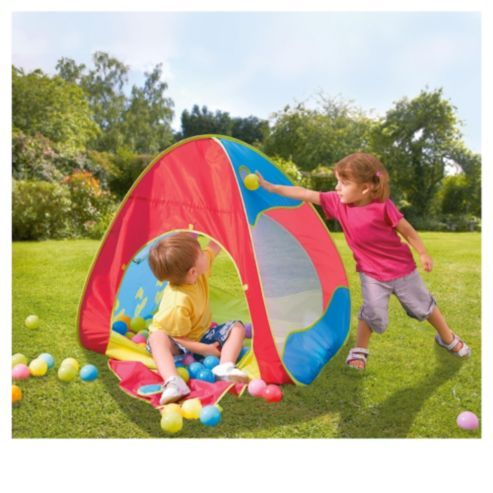 Buy Tesco Ball Pit Tent from our Playtents u0026 Houses range - Tesco.com | Presents for Boys | Pinterest | Ball pits Tents and Plays & Buy Tesco Ball Pit Tent from our Playtents u0026 Houses range - Tesco ...