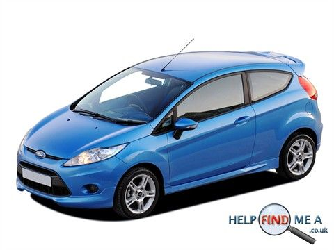 FORD FIESTA HATCHBACK (1.2) - 1.25 Studio