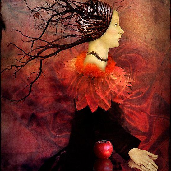 """""""Autumn""""  -Catrin Welz-Stein"""