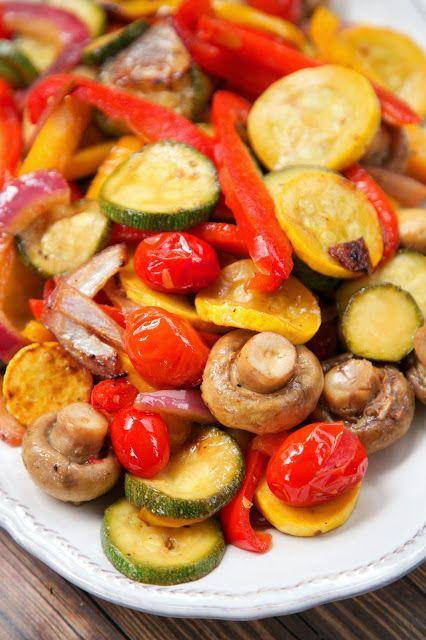 Marinated Grilled VegetablesReally nice recipes. Every hour.Show  Mein Blog: Alles rund um die Themen Genuss & Geschmack  Kochen Backen Braten Vorspeisen Hauptgerichte und Desserts # Hashtag