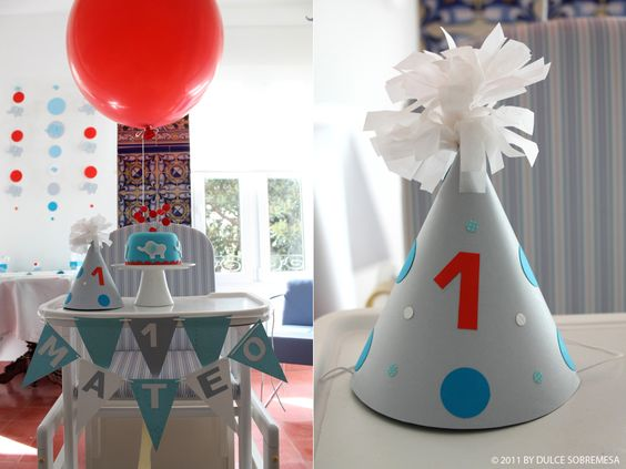 1 year old birthday party ideas