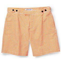 Frescobol CariocaNoronha Long-Length Printed Swim Shorts