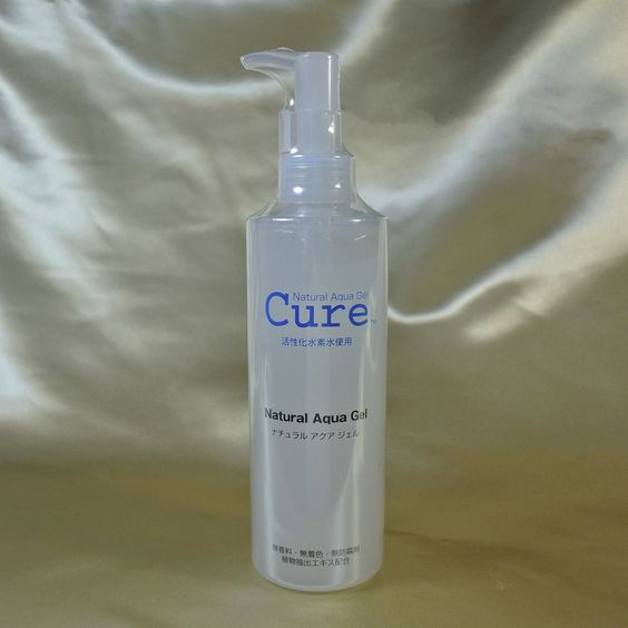 TOYO-life Japan-Cure Natural Aqua Gel Peeling Skincare Exfoliator #TOYOLife