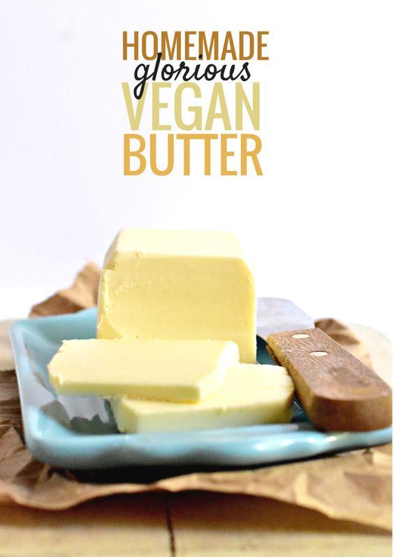 vegan butter substitute recipe vegan butter vegans and butter. Black Bedroom Furniture Sets. Home Design Ideas
