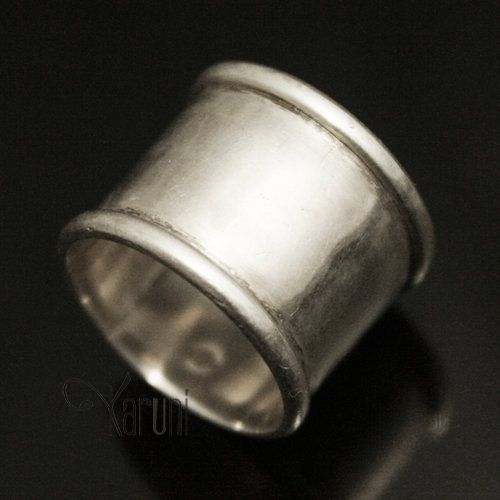 Bague argent homme montreal