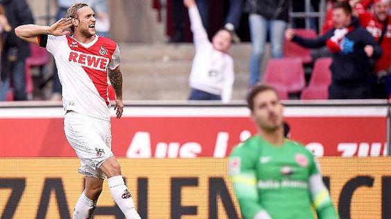 Marcel Risse macht gegen Eintracht Frankfurt sein viertes Saisontor für den 1. FC Köln http://www.focus.de/sport/fussball/bundesliga1/bundesliga-im-live-ticker-koeln-gegen-frankfurt_id_4529312.html