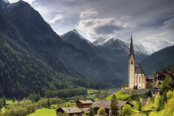 Heiligenblut Austria  City pictures : Heiligenblut, Austria | Places to go! | Pinterest | Austria and Posts