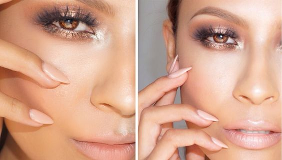 How to Create the Halo Eye Makeup Look | StyleCaster
