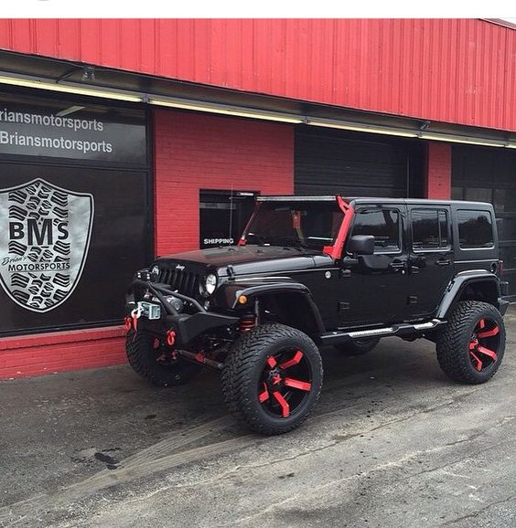 """The Jeep We Purchased: TAKE IT AND MAKE IT """"YOURS"""""""