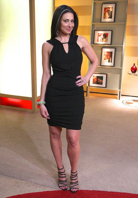 Stacy London Of Tlc 39 S What Not To Wear In Our Culver Cuff Looking Fab As Always Amritasingh