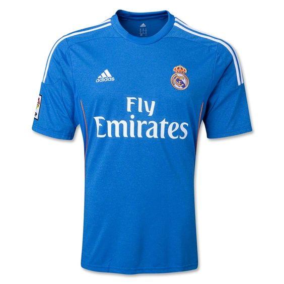 Real Madrid Away 2013 14 Football Shirts Real Madrid Real Madrid Shirt