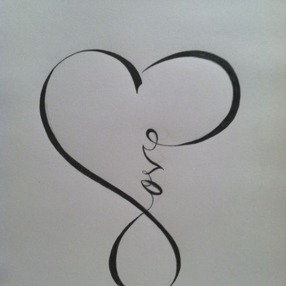 Love infinity (marriage crest)