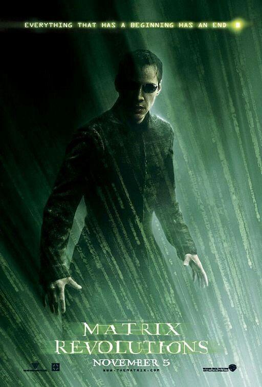 The Matrix Revolutions Matrix Filme Filmes Filmes Online