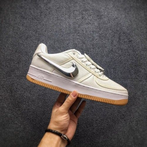 2018 Nike Air Force 1 Low Travis Scott Womens Af1 Shoes Af1