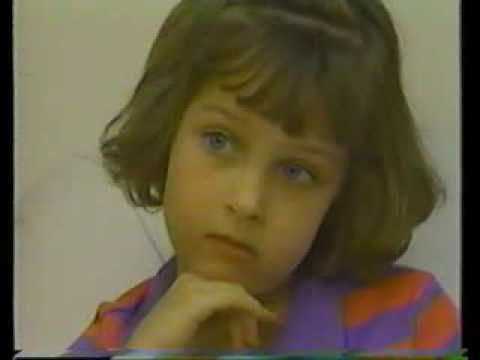 """This is part one of a documentary called """"Child of Rage."""" The little girl in this video has reactive attachment disorder and the things she says will drop your jaw."""
