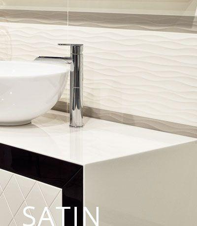 Satin Ceramic Tile