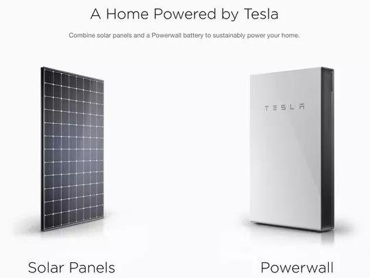 Tesla Pondr叩 A La Venta Paneles Solares Con Sus Bater鱈as Para Consumidores Dom辿sticos En Centros Comerciales Paneles Solares Tesla Panel