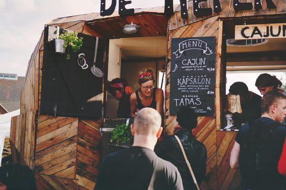Yai long weekend Amsterdam met rollende keukens en veel geslenter. blijblij